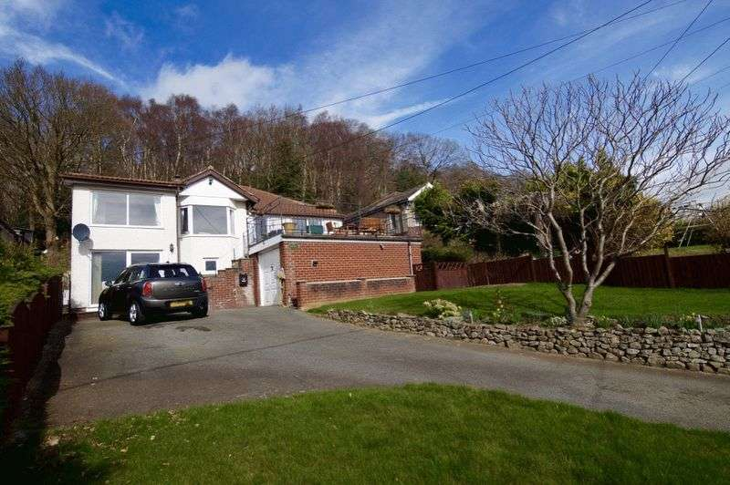 3 Bedrooms Detached House for sale in Rhyddyn Hill, Caergwrle, Wrexham