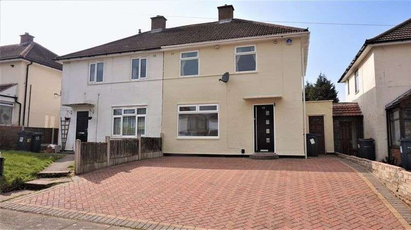 2 Bedrooms Semi Detached House for sale in Condover Road, Birmingham