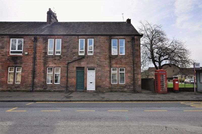1 Bedroom Flat for sale in East Stirling Street, Alva