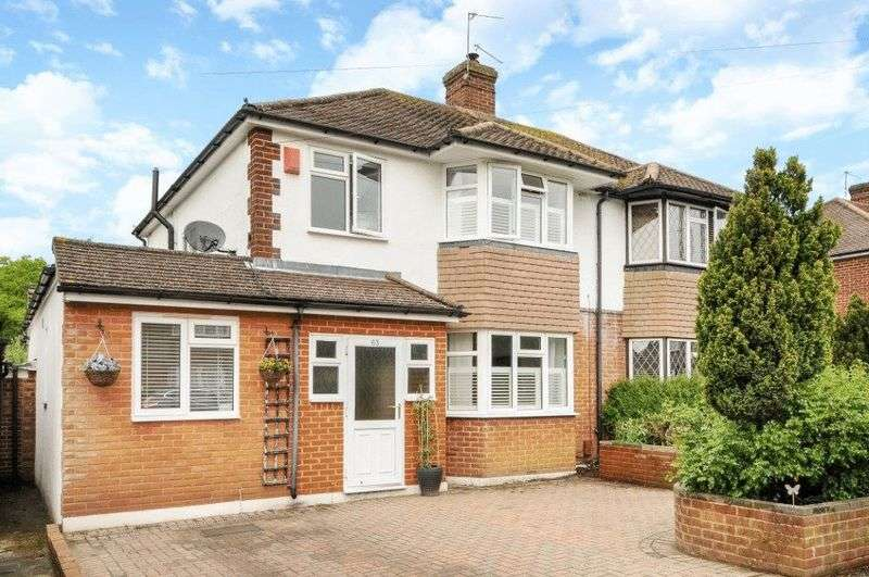 3 Bedrooms Semi Detached House for sale in Newton Wood Road, Ashtead