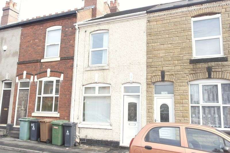 3 Bedrooms Terraced House for sale in Cobden Street, Walsall