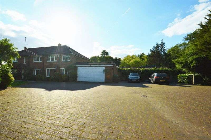 4 Bedrooms Detached House for sale in Tonbridge Road, Merryworth