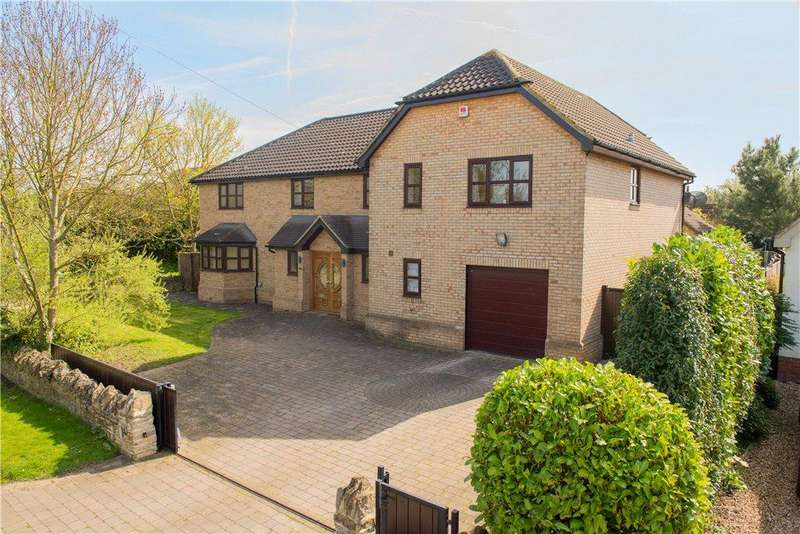 6 Bedrooms Detached House for sale in Church End, Biddenham, Bedford, Bedfordshire