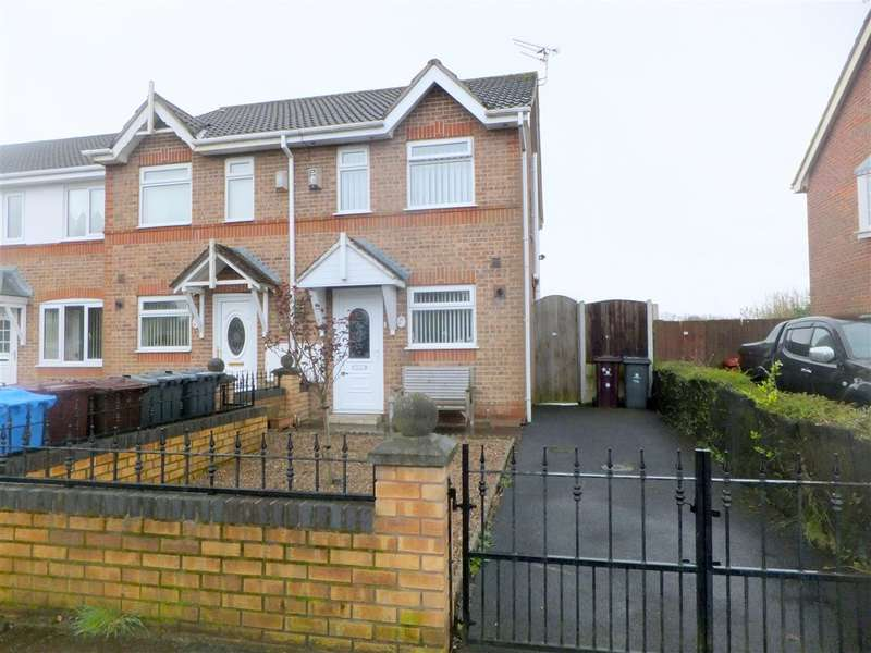 2 Bedrooms Terraced House for sale in Manorwood Drive, Whiston, Prescot