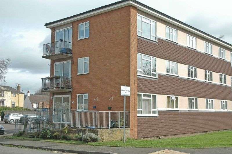 2 Bedrooms Flat for sale in Somerset Road, Monmouth