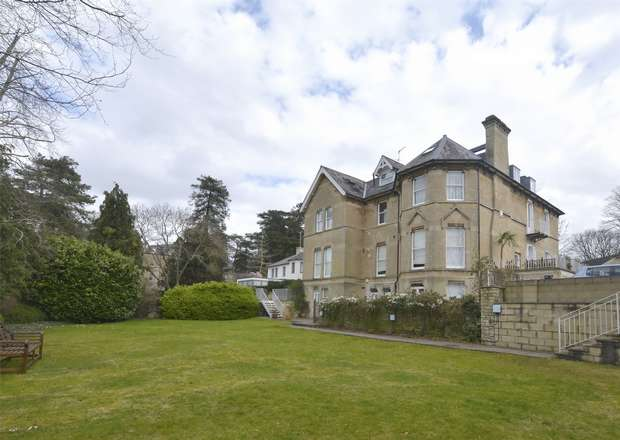 2 Bedrooms Flat for sale in Apartment 6, Suffolk House, Weston Lane, Bath