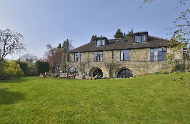 6 Bedrooms Detached House for sale in Quarry Corner, Horsecombe Grove, Bath