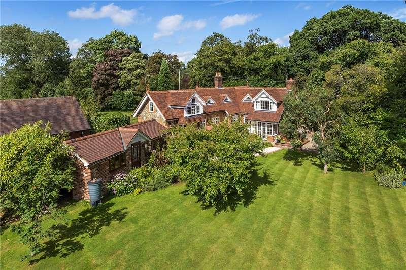 3 Bedrooms Detached House for sale in Eridge Road, Groombridge, Tunbridge Wells, East Sussex, TN3