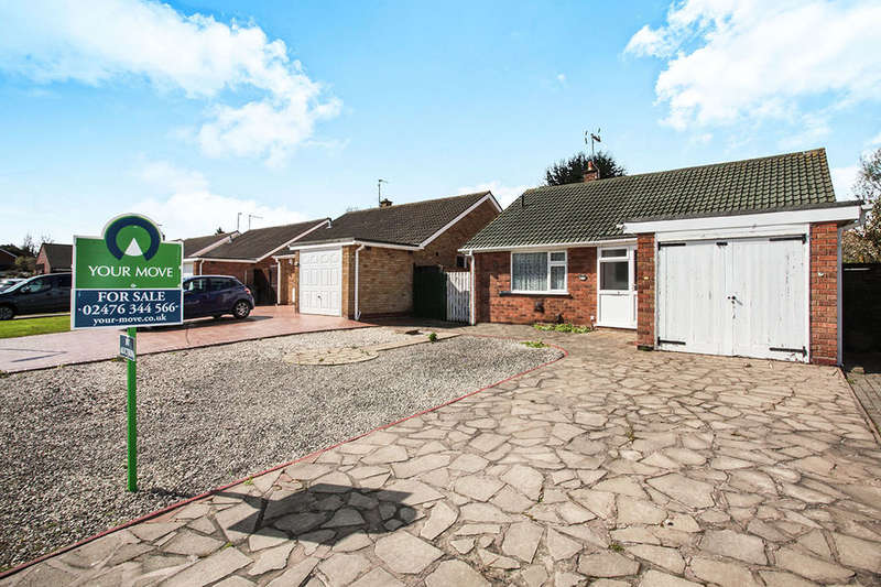 2 Bedrooms Detached Bungalow for sale in Meadowside, Nuneaton, CV11
