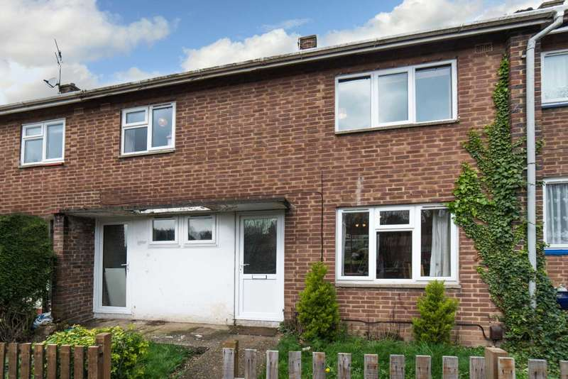 4 Bedrooms Terraced House for sale in Nashmills, Hemel Hempstead