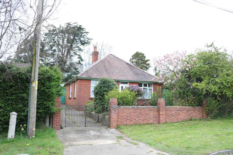 3 Bedrooms Detached Bungalow for sale in BH16 Rushall Lane, Lytchett Matravers