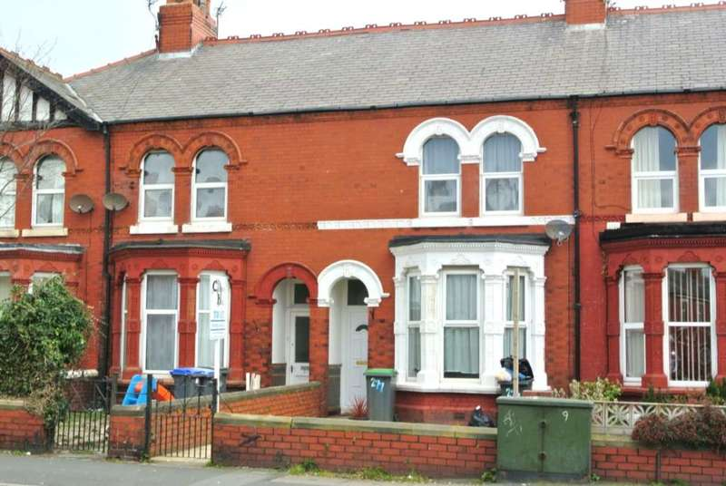 3 Bedrooms House for sale in Talbot Road, Blackpool, FY3 7AZ