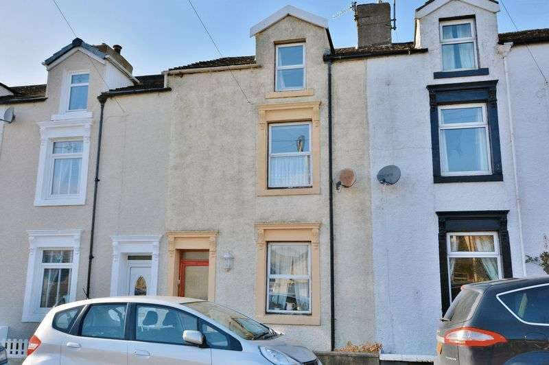 3 Bedrooms Terraced House for sale in Greystone Terrace, Cleator Moor