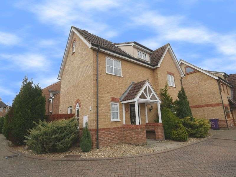 5 Bedrooms Detached House for sale in Lowes Close, Stevenage