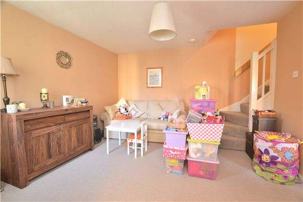 1 Bedroom End Of Terrace House for sale in Vervain Close, Churchdown, GLOUCESTER, GL3 1LT