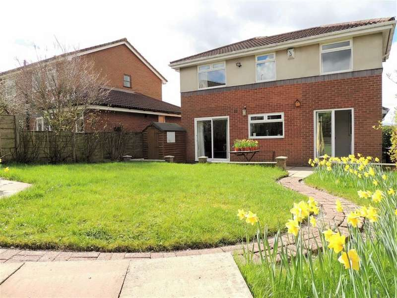 5 Bedrooms Property for sale in Lime Close, Dukinfield