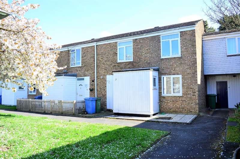 4 Bedrooms Terraced House for sale in Halewood, Bracknell, Berkshire, RG12 8XB