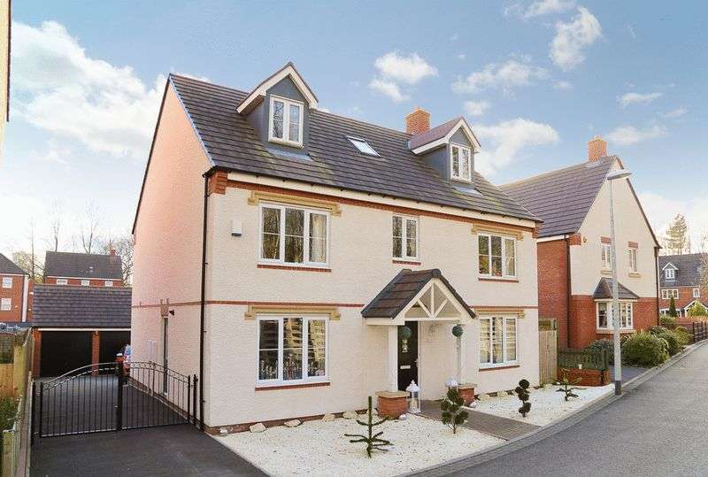 5 Bedrooms Detached House for sale in The Dingle, Doseley