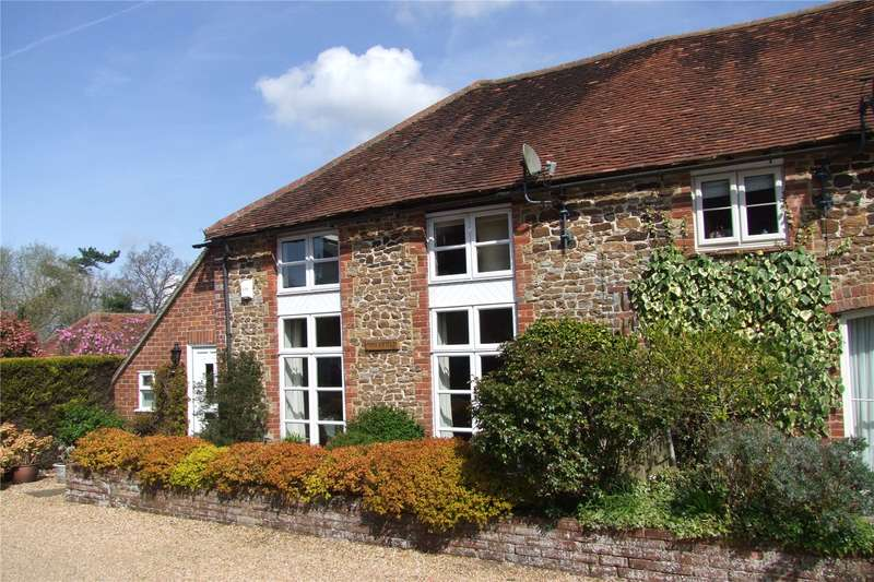 3 Bedrooms Semi Detached House for sale in Whitehill Road, Standford, Hampshire, GU35