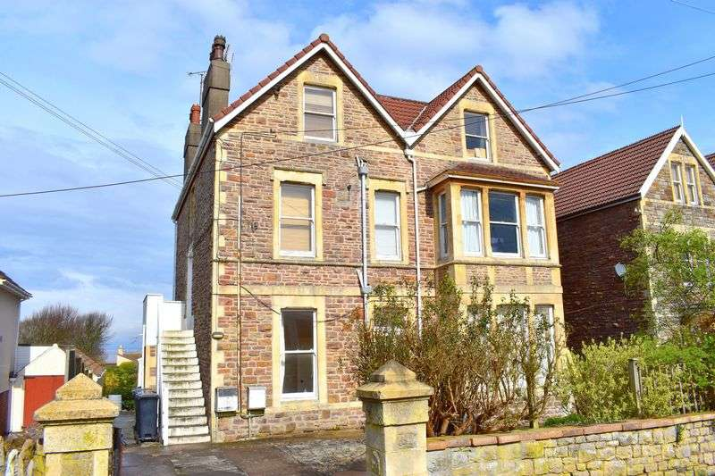 2 Bedrooms Flat for sale in Kings Road, Clevedon