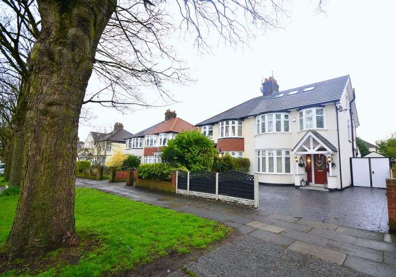 4 Bedrooms Semi Detached House for sale in Score Lane, Childwall