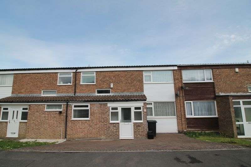 3 Bedrooms Terraced House for sale in Tanorth Road, Whitchurch, Bristol