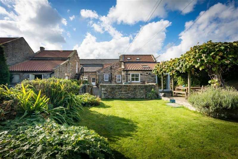 5 Bedrooms Semi Detached House for sale in Ravensworth, Richmond, North Yorkshire