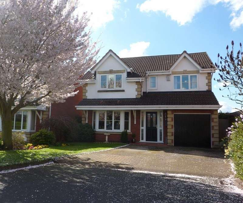 5 Bedrooms Detached House for sale in Carroll Close, Northallerton