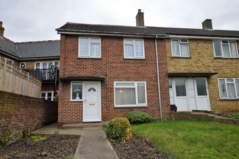 2 Bedrooms Semi Detached House for sale in New Ruttington Lane, Canterbury, Kent, CT1