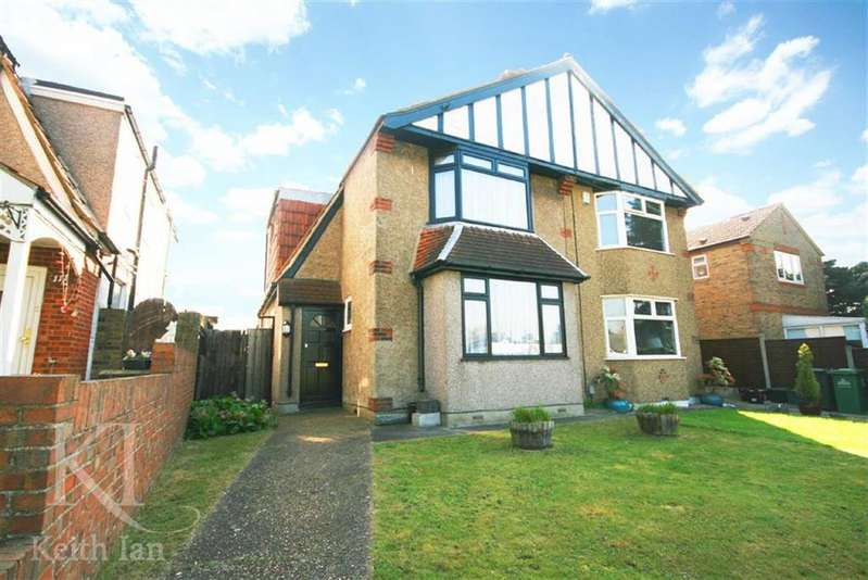 3 Bedrooms Semi Detached House for sale in Great Cambridge Road, Cheshunt