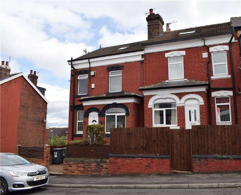 2 Bedrooms Terraced House for sale in Highfield Avenue, Leeds, West Yorkshire
