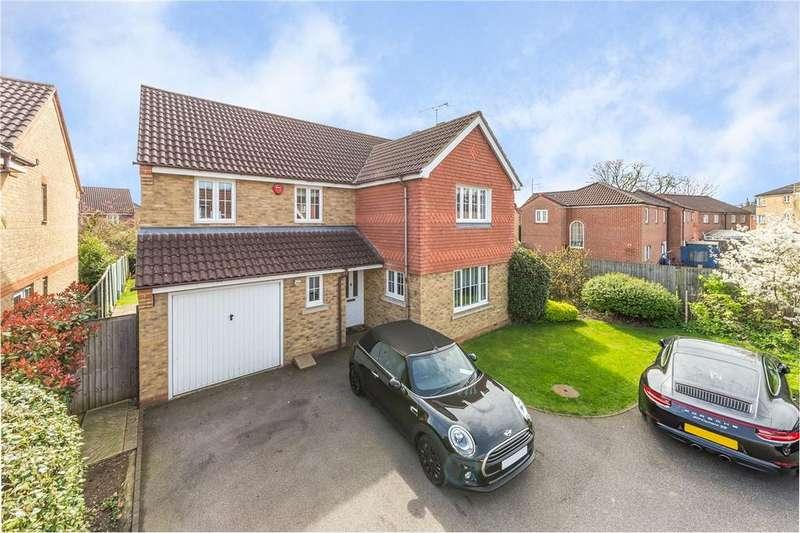 4 Bedrooms Detached House for sale in Sovereign Park, St. Albans, Hertfordshire
