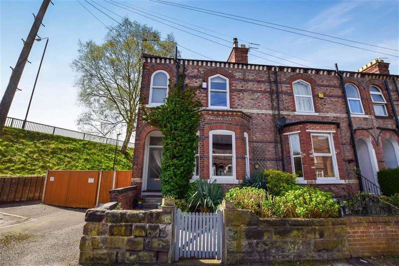 4 Bedrooms End Of Terrace House for sale in Clifton Avenue, Altrincham, Cheshire, WA15