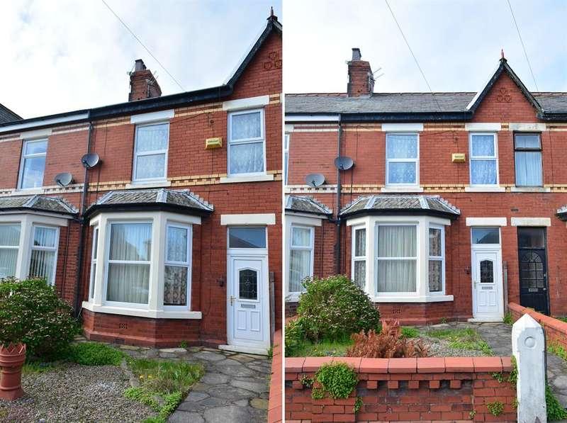 3 Bedrooms Terraced House for sale in Cross Street, St Annes, FY8 2HU