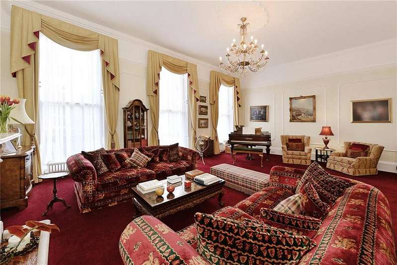 12 Bedrooms Terraced House for sale in Upper Wimpole Street, Marylebone, London, W1G