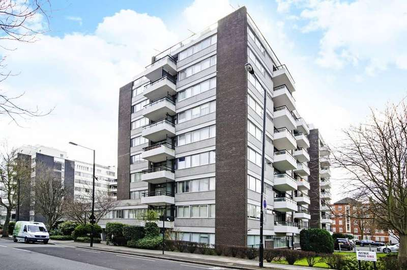 4 Bedrooms Apartment Flat for sale in London House, NW8