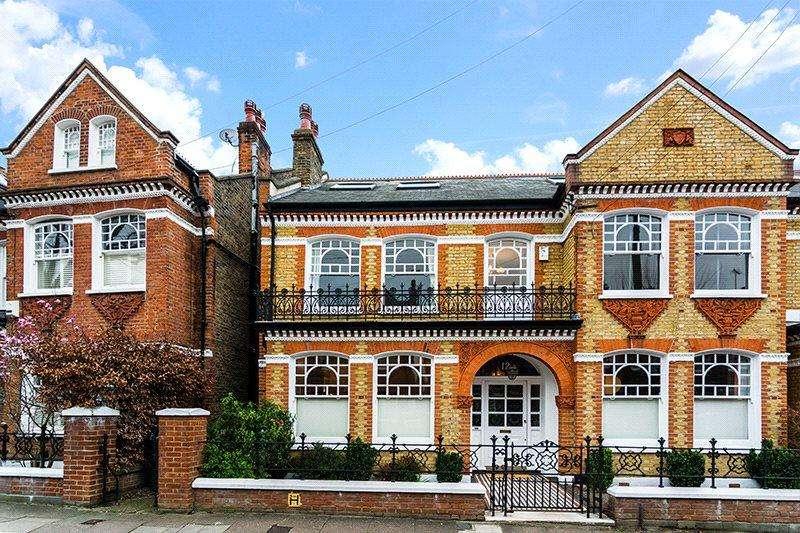 7 Bedrooms Semi Detached House for sale in Crockerton Road, Wandsworth, London, SW17