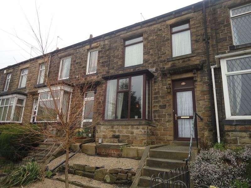 2 Bedrooms Terraced House for sale in Ravensthorpe Road, Dewsbury