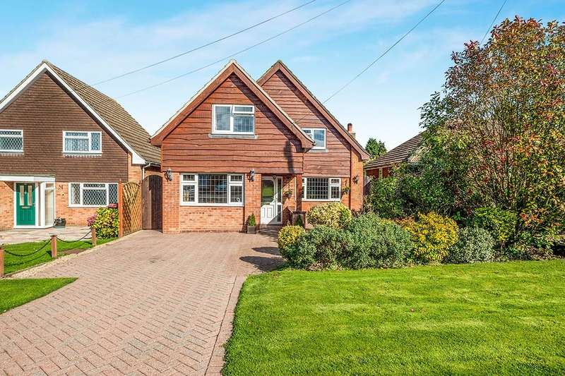 4 Bedrooms Detached House for sale in A Leverstock Green Road, Leverstock Green, Hemel Hempstead, HP3