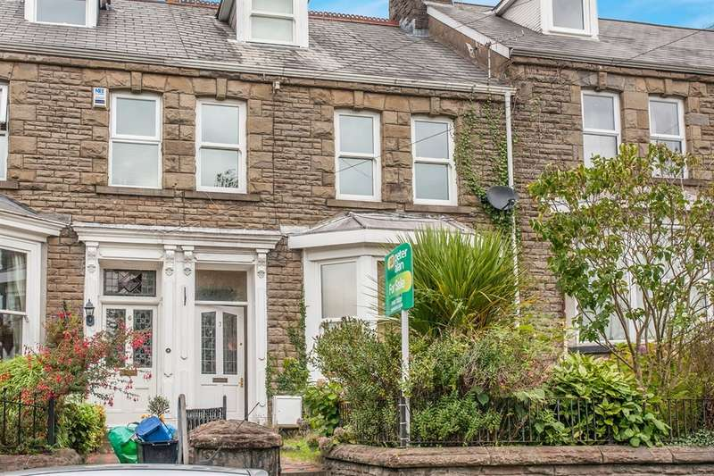 4 Bedrooms Terraced House for sale in Park Terrace, Merthyr Tydfil