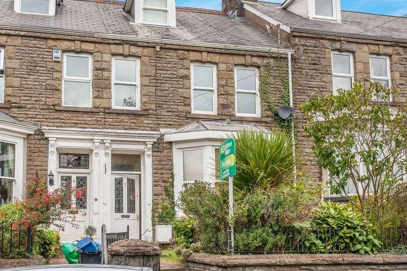 4 Bedrooms Terraced House for sale in Park Terrace, Merthyr Tydfil