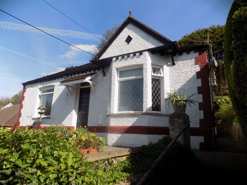 3 Bedrooms Bungalow for sale in Fircroft Groeswen Lane, Margam, Port Talbot, Neath Port Talbot. SA13 2LA