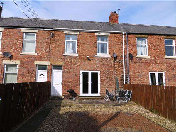 2 Bedrooms Terraced House for sale in Pine Street, Newcastle upon Tyne