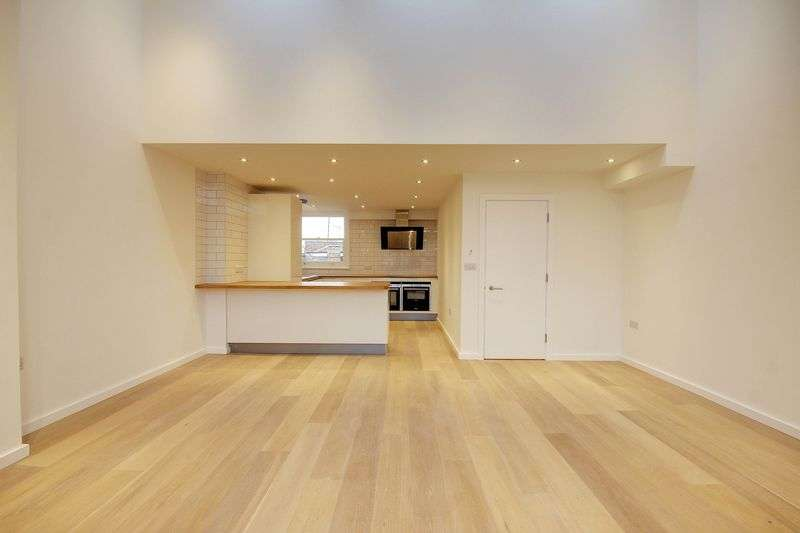3 Bedrooms Flat for sale in Topsfield Parade, Crouch End, N8