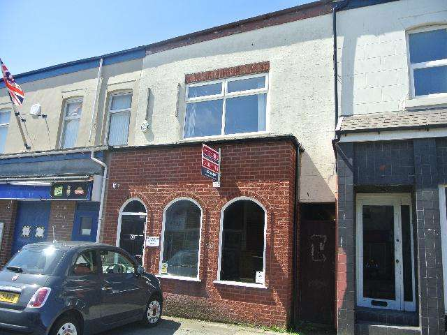 Serviced Office Commercial for sale in King Street, BLACKPOOL, FY1 3EJ