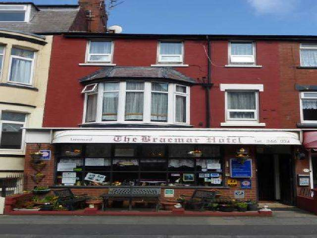 7 Bedrooms Hotel Commercial for sale in Lonsdale Road, Blackpool, FY1 6EE