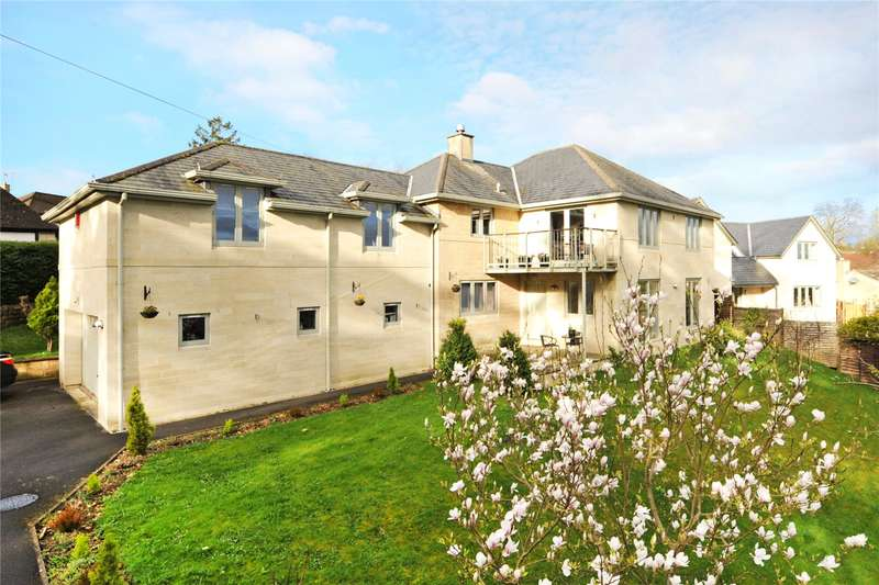4 Bedrooms Detached House for sale in Ralph Allen Drive, Bath, BA2