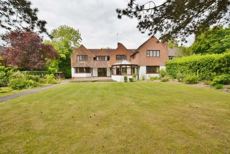 7 Bedrooms Detached House for sale in Burkes Road, Beaconsfield