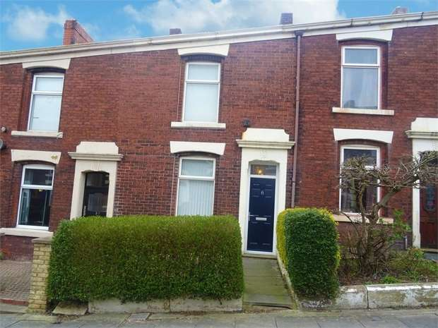 3 Bedrooms Terraced House for sale in Woodbury Avenue, Blackburn, Lancashire