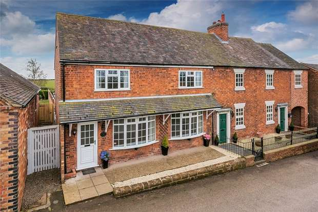 3 Bedrooms Semi Detached House for sale in Tibberton, Newport, Shropshire